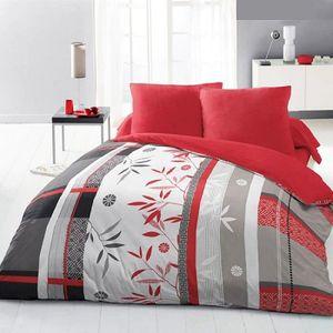 housse de couette 240x220 achat vente housse de. Black Bedroom Furniture Sets. Home Design Ideas
