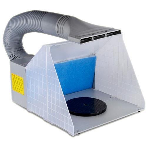 cabine de peinture 25 w avec clairage par led achat vente pistolet peinture cdiscount. Black Bedroom Furniture Sets. Home Design Ideas