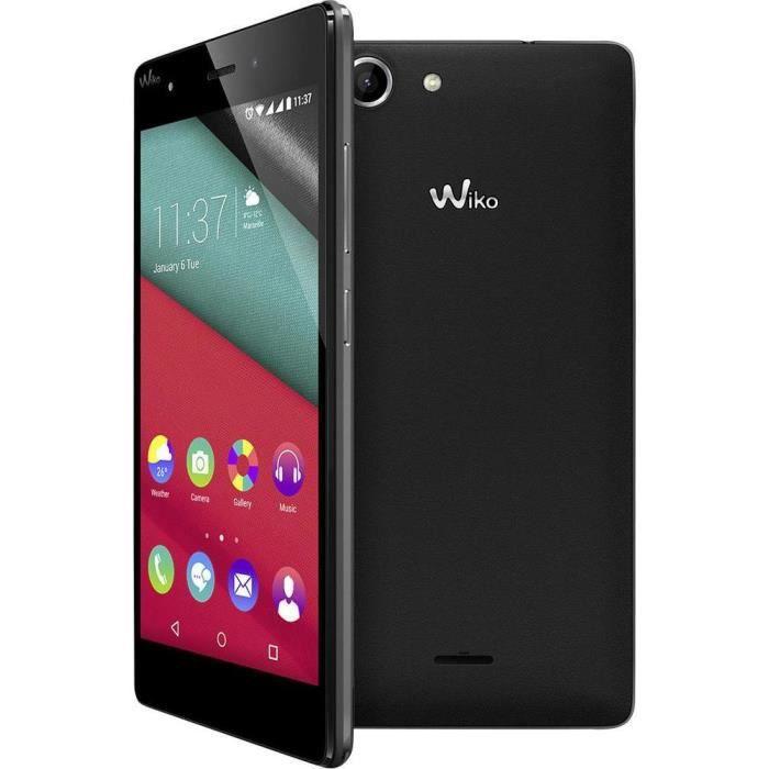 wiko pulp smartphone double sim 12 7 cm 5 pouces 1 4 ghz octa core 32 go 13 mpix android 5 1. Black Bedroom Furniture Sets. Home Design Ideas
