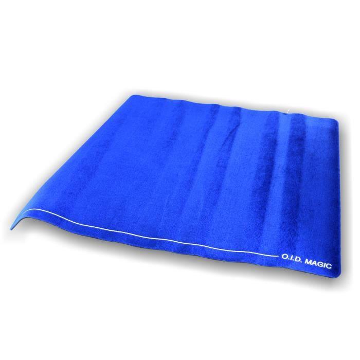 magie tapis de magicien bleu achat vente jeu magie cdiscount