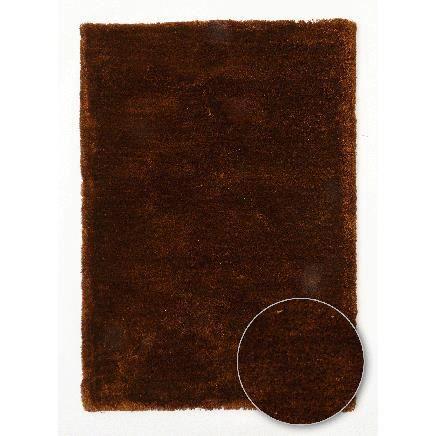 tapis shaggy prestige marron 200x290 achat vente tapis cdiscount. Black Bedroom Furniture Sets. Home Design Ideas