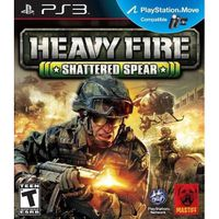 JEUX PS3 HEAVY FIRE SHATTERED SPEAR / Jeu console PS3
