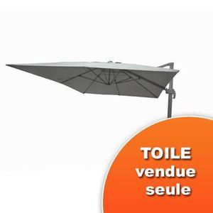 toile pour parasol achat vente toile pour parasol pas cher soldes cdiscount. Black Bedroom Furniture Sets. Home Design Ideas