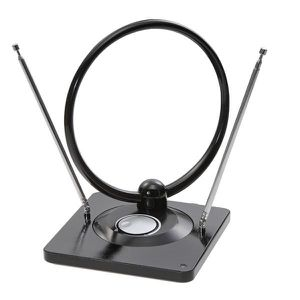 Antennes interieur de television achat vente antennes for Antenne rateau interieur