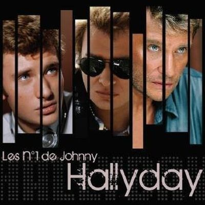 Johnny Hallyday - Les N°1