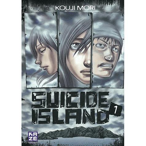 MANGA Suicide Island Tome 1