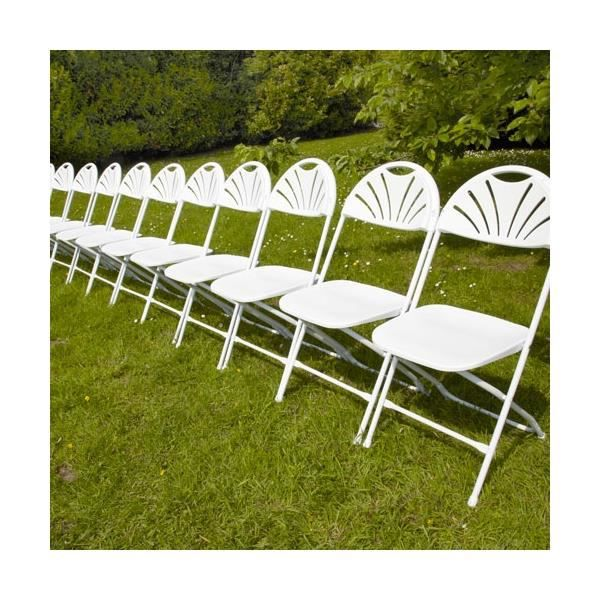 Lot de 6 chaises pliantes ajourees achat vente - Lot de chaise de jardin ...