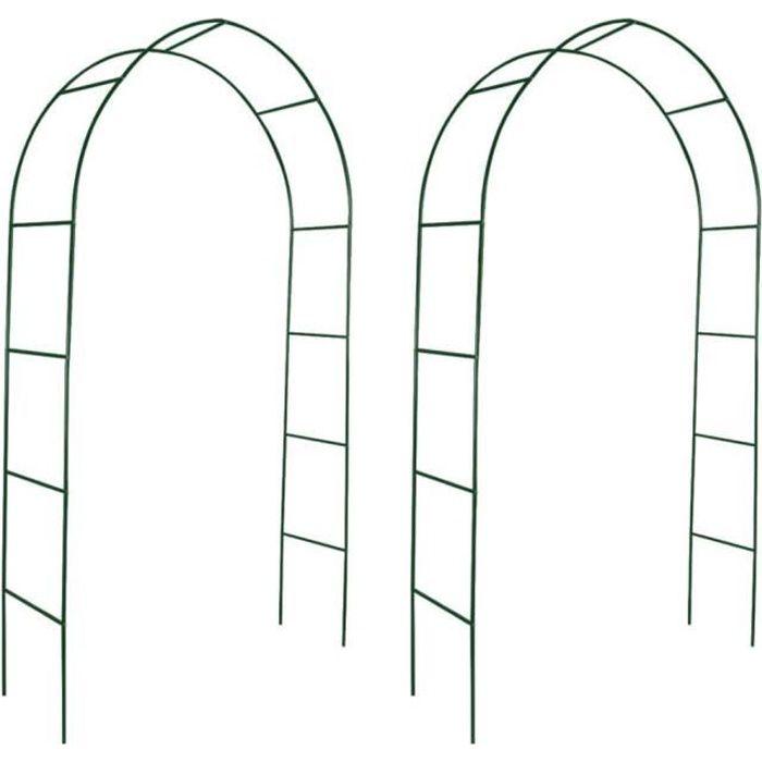 arche de jardin pour des plantes grimpantes achat vente abri jardin chalet arche de jardin. Black Bedroom Furniture Sets. Home Design Ideas