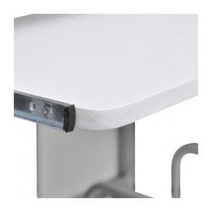 bureau blanc avec etagere achat vente bureau blanc avec etagere pas cher cdiscount. Black Bedroom Furniture Sets. Home Design Ideas