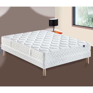 ensemble matelas mousse sommier 160x200 tres ferme achat vente ensemble matelas mousse. Black Bedroom Furniture Sets. Home Design Ideas