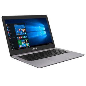 """ORDINATEUR PORTABLE ASUS PC Portable ZenBook UX310UQ-FC435T 13,3"""" - Wi"""