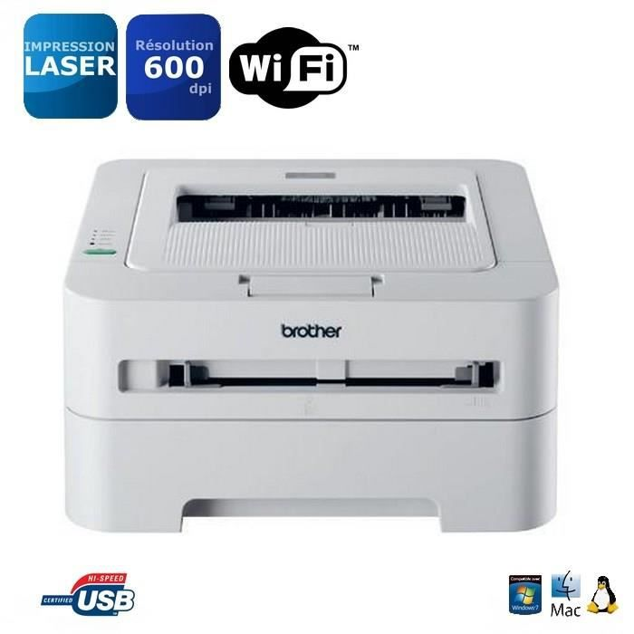 brother imprimante laser hl 2135w prix pas cher cdiscount. Black Bedroom Furniture Sets. Home Design Ideas