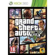 JEUX XBOX 360 GTA V Jeu Xbox 360