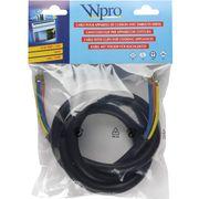 PIÈCE APPAREIL CUISSON WPRO CAB360 Câble Electrique 1.45m (> 5750 watts)