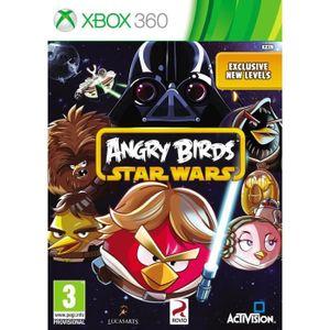 JEUX XBOX 360 Angry Birds Star Wars Jeu XBOX 360