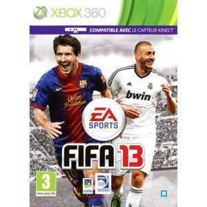 JEUX XBOX 360 FIFA 13 Jeu XBOX 360