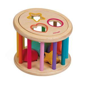 BOÎTE À FORME - GIGOGNE JANOD Quizz Des Formes I Wood