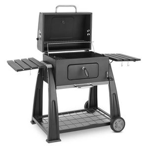 barbecue smoker achat vente barbecue smoker pas cher cdiscount. Black Bedroom Furniture Sets. Home Design Ideas