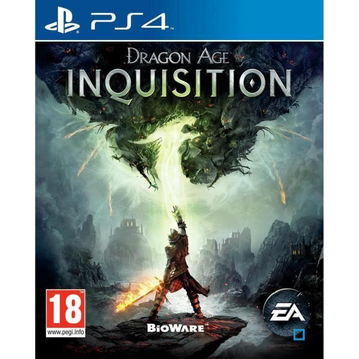 jeux pc video console ps dragon age inquisition jeu f