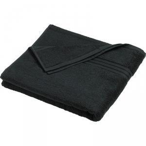drap de sauna ponge mb423 noir achat vente serviettes de bain cdiscount. Black Bedroom Furniture Sets. Home Design Ideas