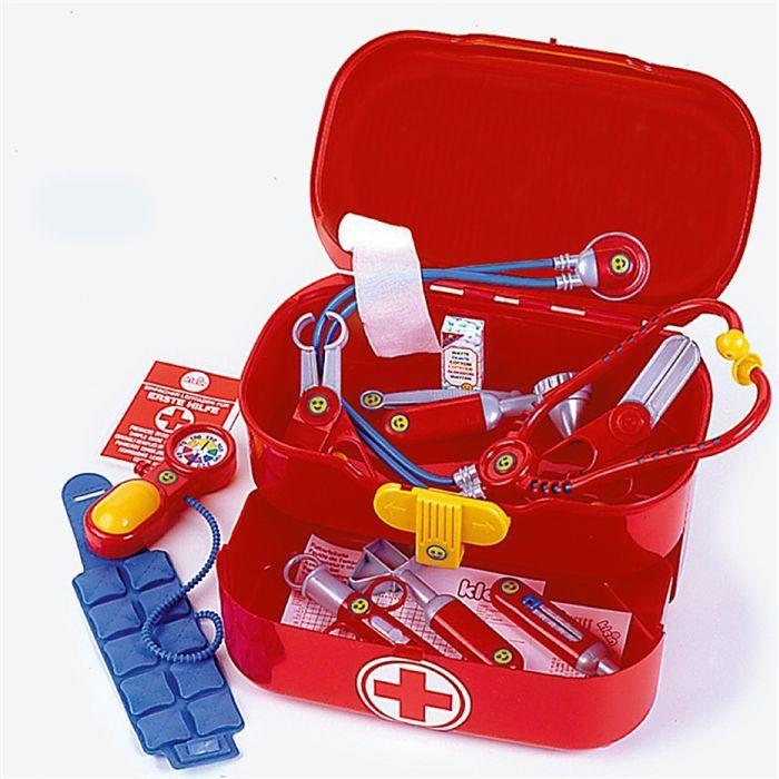 Klein vanity de docteur tiroir achat vente docteur v t rinaire cdiscount - Docteur la peluche malette ...