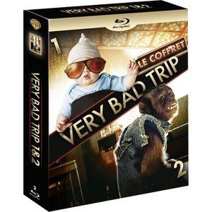 BLU-RAY FILM Blu-Ray Very bad trip 1 et 2