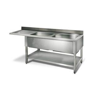 Meuble bas cuisine 50 cm achat vente meuble bas for 2 sous de table
