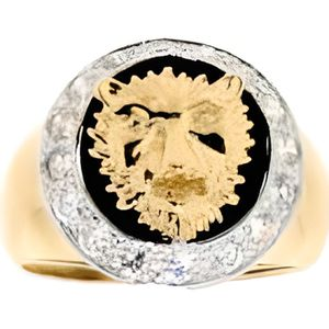 chevaliere homme lion achat vente pas cher les soldes sur cdiscount cdiscount. Black Bedroom Furniture Sets. Home Design Ideas