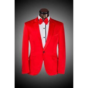 veste costume homme rouge achat vente veste costume. Black Bedroom Furniture Sets. Home Design Ideas
