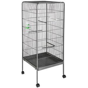 cage voliere achat vente cage voliere pas cher les soldes sur cdiscount cdiscount. Black Bedroom Furniture Sets. Home Design Ideas