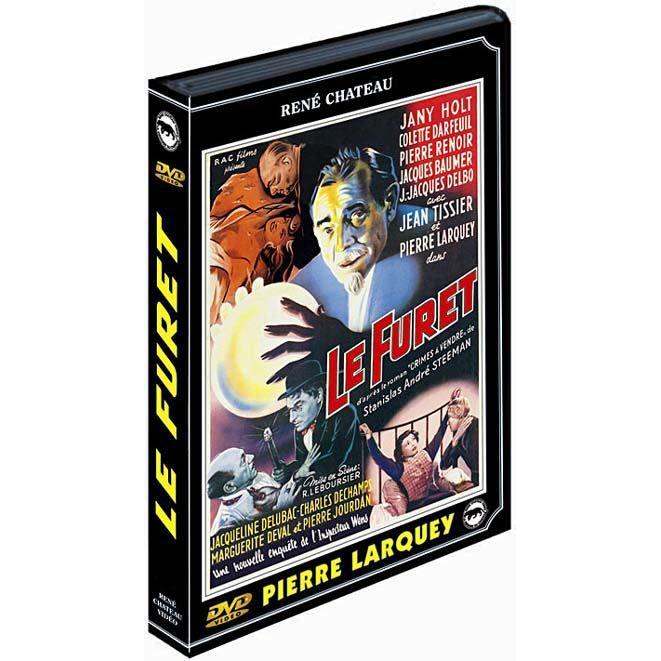 Dvd le furet en dvd film pas cher leboursier raymond - Les furet auto ...