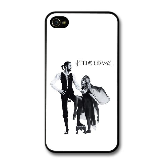 telephonie accessoires portable gsm fleetwood mac rumours album cover with mick fle f  auc