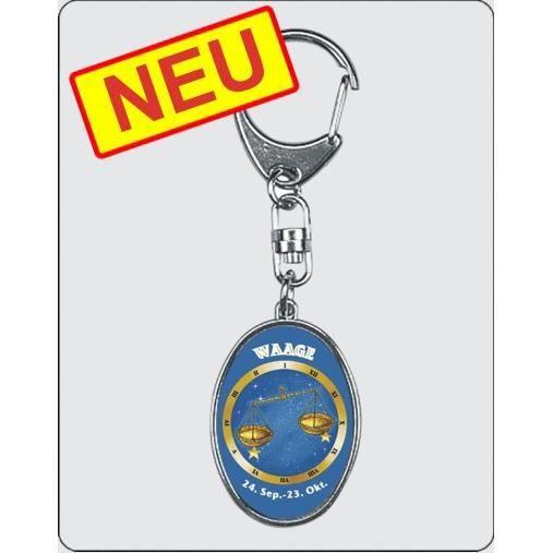 Porte cl signe du zodiaque balance 40 x 30 mm achat for Porte 60 x 30
