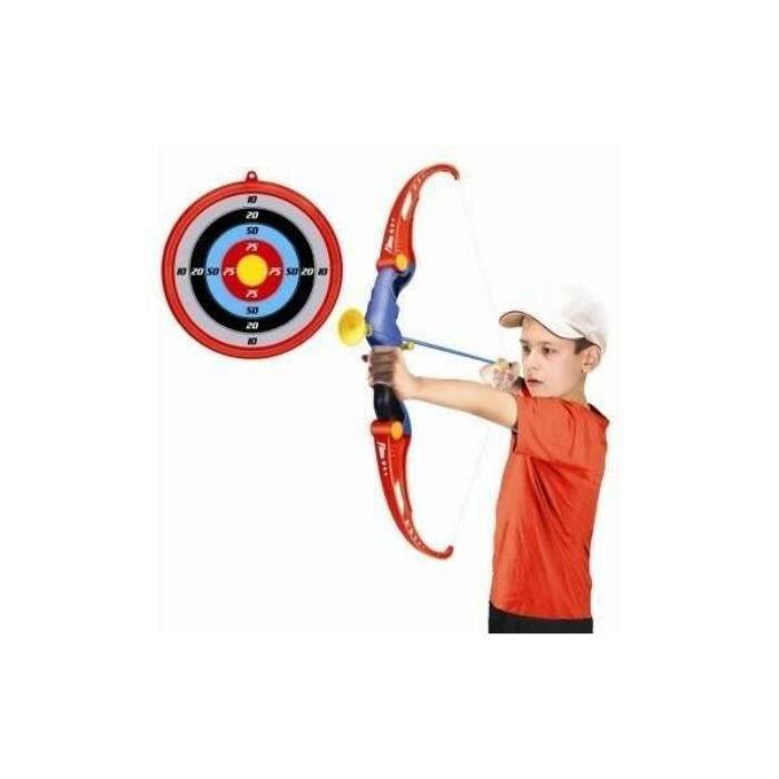 sport enfants jouet tir l 39 arc arc et la fl che set pour les enfants avec des fl ches. Black Bedroom Furniture Sets. Home Design Ideas