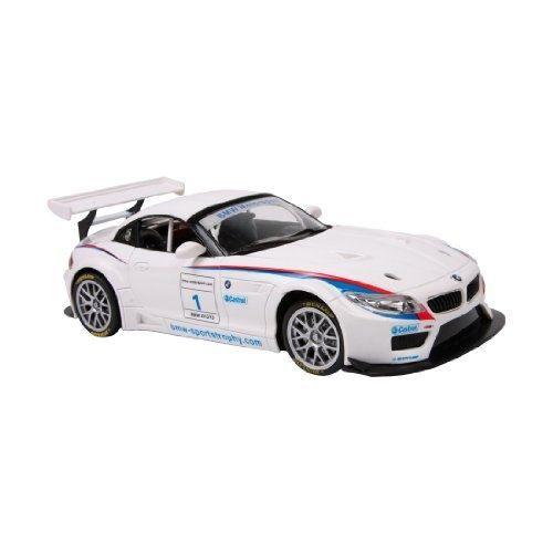 Bmw Z4 Gt3 Price: BMW Z4 GT3 BLANCHE ECHELLE 1:18