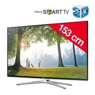 samsung ue60h6200 t l viseur led 3d smart tv. Black Bedroom Furniture Sets. Home Design Ideas