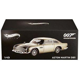 VOITURE À CONSTRUIRE Hotwheels Elite Mattel Bly26 Aston Martin