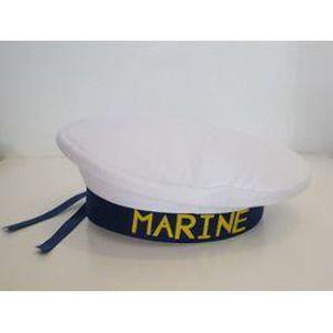 juniors r beret marin