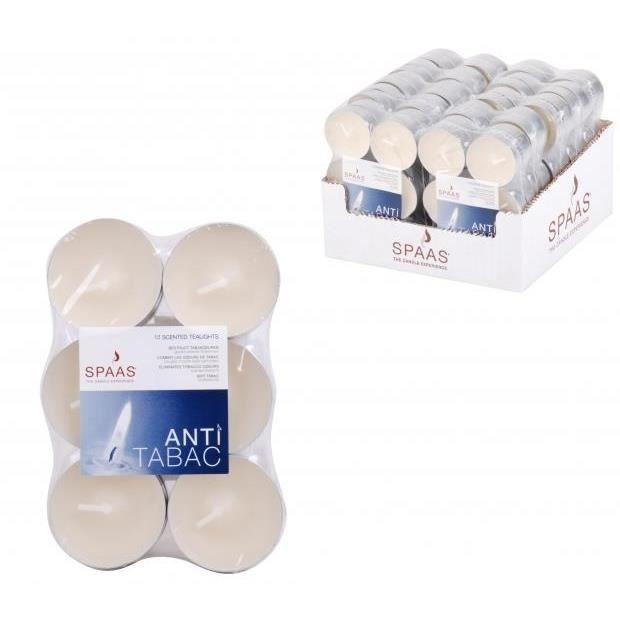 lot de12 bougie chauffe plat anti tabac 4cm ch achat vente diffuseur de parfum cdiscount. Black Bedroom Furniture Sets. Home Design Ideas