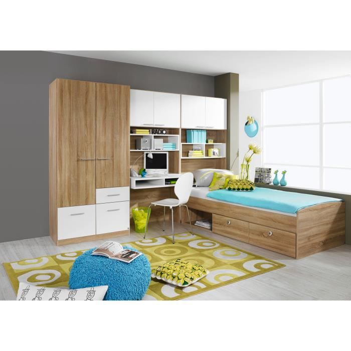 Chambre enfant compl te jody ii achat vente chambre for Achat chambre complete