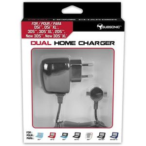CHARGEUR CONSOLE Chargeur secteur compatible toutes DS