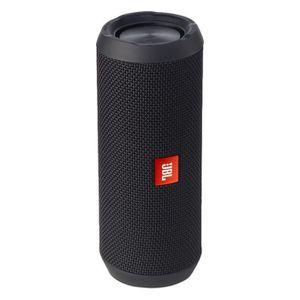 JBL Flip 3 - Enceinte Bluetooth 4.1 - Puissance 16W - Autonomie de 10h - Résistante aux éclaboussures - Couleur Noir