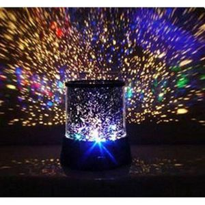 GUIRLANDE LUMINEUSE INT Lampe de Projection Nouveauté Daren Bright Etoile