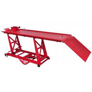LÈVE-MOTO Pont élévateur plateforme hydraulique pour moto 45