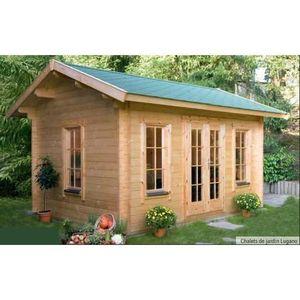 abri de jardin bois 12m achat vente abri de jardin bois 12m pas cher soldes cdiscount. Black Bedroom Furniture Sets. Home Design Ideas