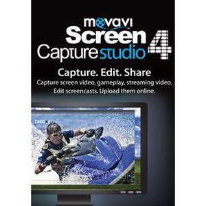 CRÉATION NUMÉRIQUE Movavi Screen Capture Studio