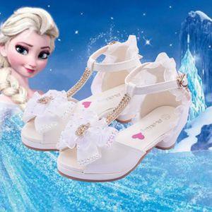 ballerine chaussure sandales frozen elsa la reine des neige