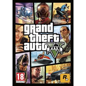 JEUX À TÉLÉCHARGER Grand Theft Auto V