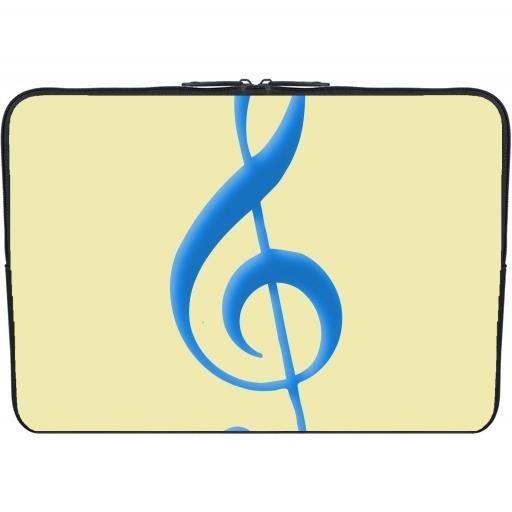 housse neoprene pc ordinateur portable 13 3 pouces violin clef prix pas cher cdiscount. Black Bedroom Furniture Sets. Home Design Ideas