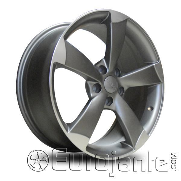 4 Jantes Wrs931 19016 Type Audi Rotor Rs3 Rs5 A3 Tt